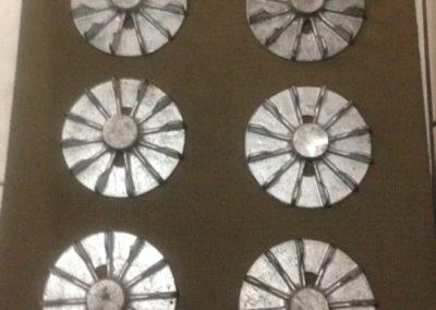 Ventoinha em Alumínio